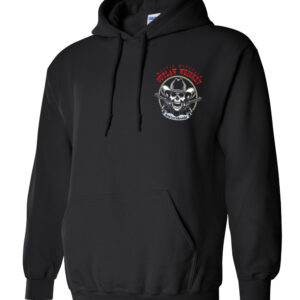 outlaw front hoodie